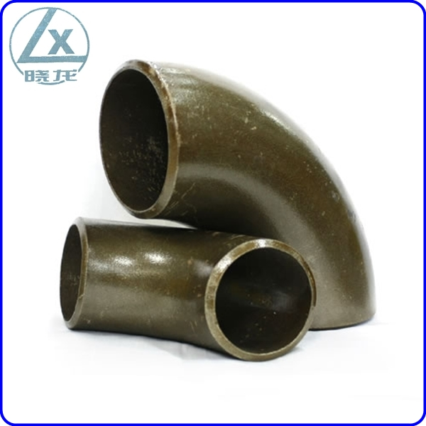 carbon steel butt welding elbow , BW elbow pipe fittings