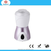 Multi-function coffee grinder small plastic grinder with pulse mode safety switch