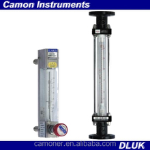 DN4~100 Gas Rotary Flow Meter Glass Tube Type