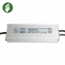 2017 hot selling dimmable waterproof led power supply 12v 60w