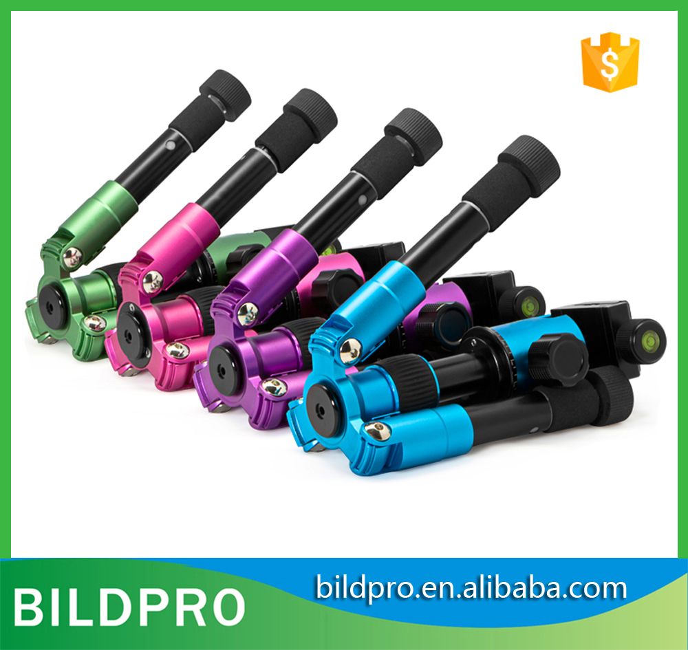 BILDPRO Travel Accessory Mini Portable Tripod Digital Camera Spare Parts For Canon Nikon