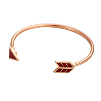 FR2039 Simple Glue Arrows Bracelet Fashion