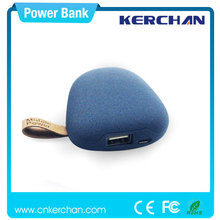 portable small smart phone stone power bank for Sumsung S3, portable multifunction facial machine