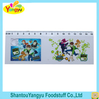 Ben 10 Puzzle Game Toy Ruler Toy