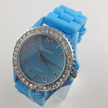 silicone digital watch,easy time watch silicon,geneva silicone watches wholesale
