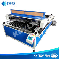 Large Format Tailoring Laser Cutting Machine For Carpet Mylar Garment Industry