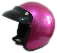 Racing helmet open face supply colorful motorcycle helmet
