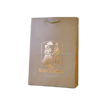 Customize printing promotional paper bag factory design your own bag