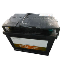 LEAD ACID DRY CHARGED BATTERY DIN55 12V 55Ah