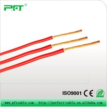 Electric wires cables with single core stranded conductor BVR 2.5mm