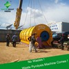 Quick Installation Used Tyre Recycling Plant To Fuel Oil With CE,SGS,ISO