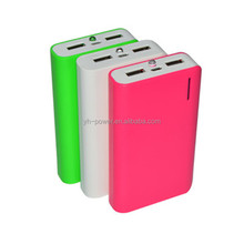 Good quality portable power bank for gionee mobile phone 7800mAh