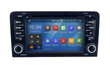 Cheap 7 inch Black colored Android 5.1.1 DVR car dvd GPS navigation for Audi A4 S4 RS4