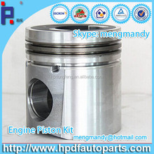 motorcycle spare part cum-mins engine piston for 3917707 3802263 in stock