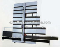 Wood vertical panel saw