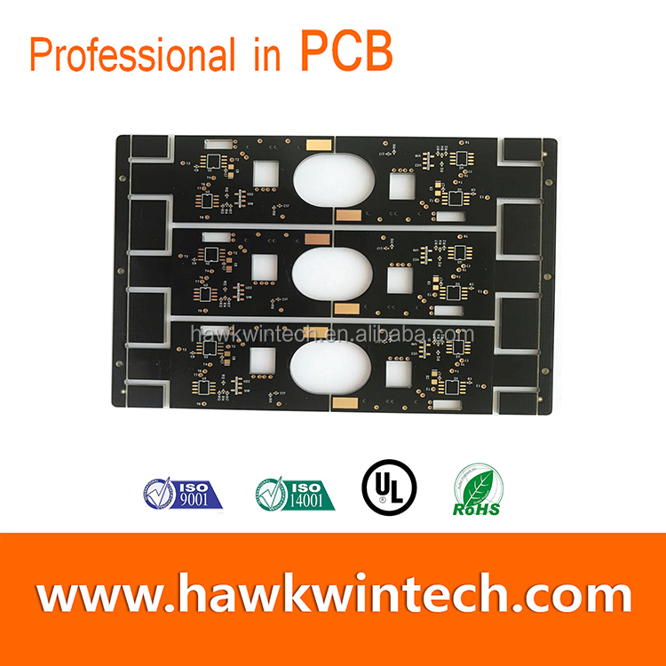 PWB Immersion Gold Circuit Board LED panel PCB board