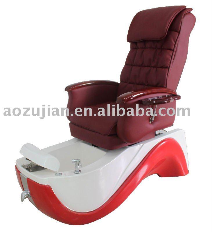 Sill n de masaje de amasamiento sill n de pedicura silla de pedicura spa para pies silla de - Sillon de pedicura spa ...