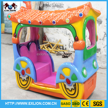 amusement park electric train with track for sale