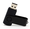 Fastest shipping Black Oxidation Swivel Clip Flash Memory USB Pen Drive 1gb as Christmas Gifts