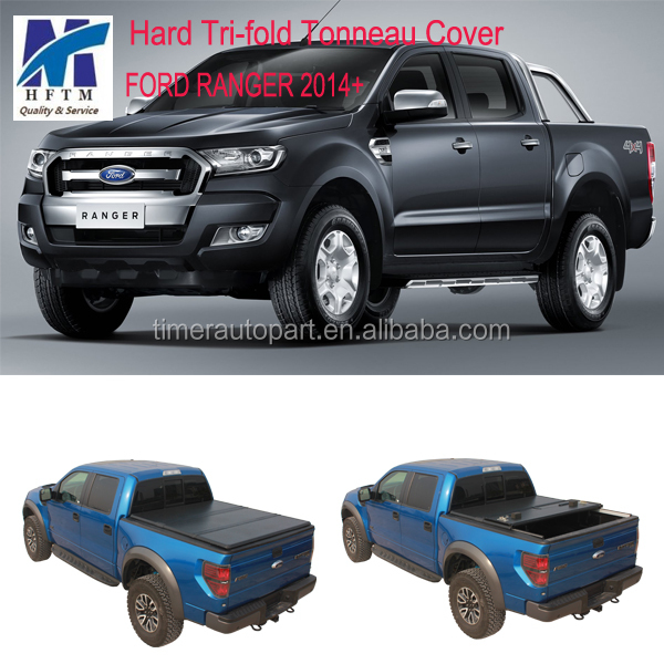 100% Fitment Pickup truck bed accessories For FORD RANGER 2014+