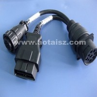 J1939 splitter Y cable for truck diagnostic