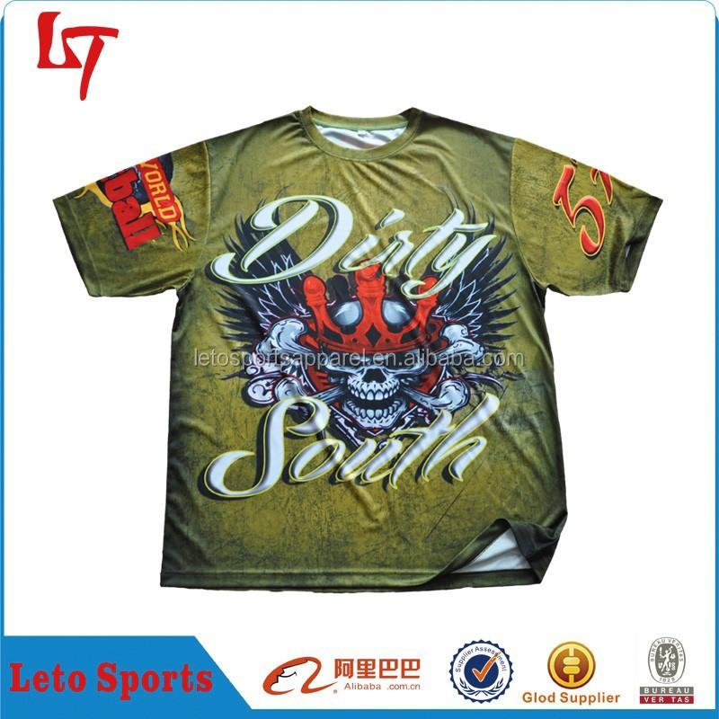 Bulk Cheap Mexico T Shirt Number And Logo Printing Tee