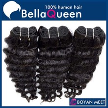 sample order accept 2016 trendy fashion top quality raw unprocessed peruvian deep wave she's happy hair