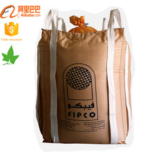 wholesales firewood ton bag, biodegradable big jumbo bags