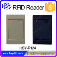 China factory 10cm short range EM card 125k rfid readers with IP65 waterproof