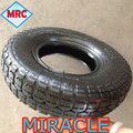 China tire brand inflatable pneumatic solid rubber tires 3.50-4