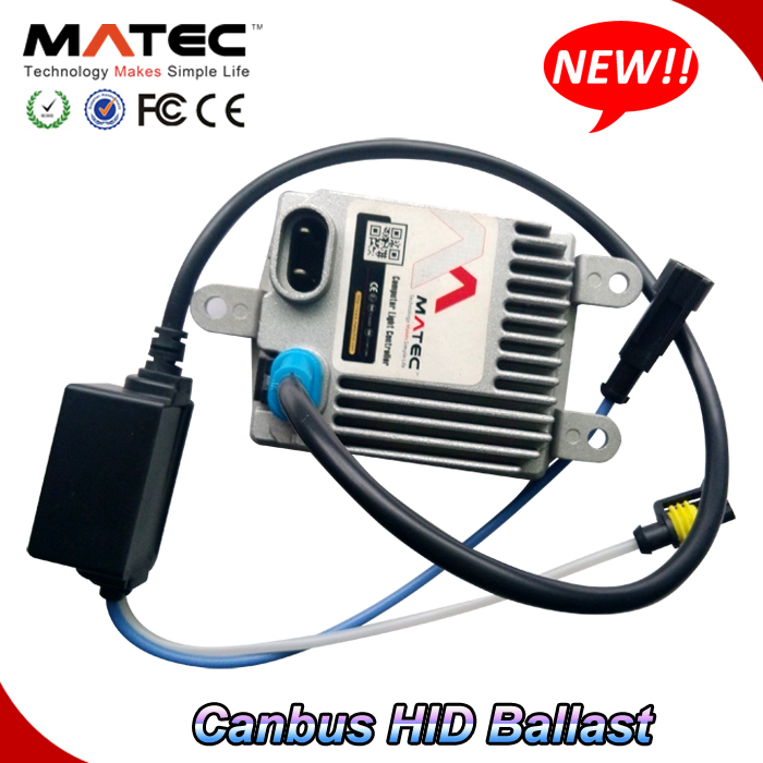 Wholesales Super Bright Canbus Ballast No Error 35w/55w Hid Kit Canbus x7