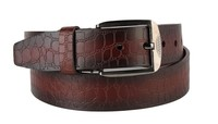 New Stytle High Quality Strong PU Genuine leather Belt For Man