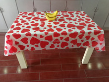Manufacturing Custom Table Cloth EVA Anti-slip home table cloth/ hotel tablecloth/restaurant tablecloth