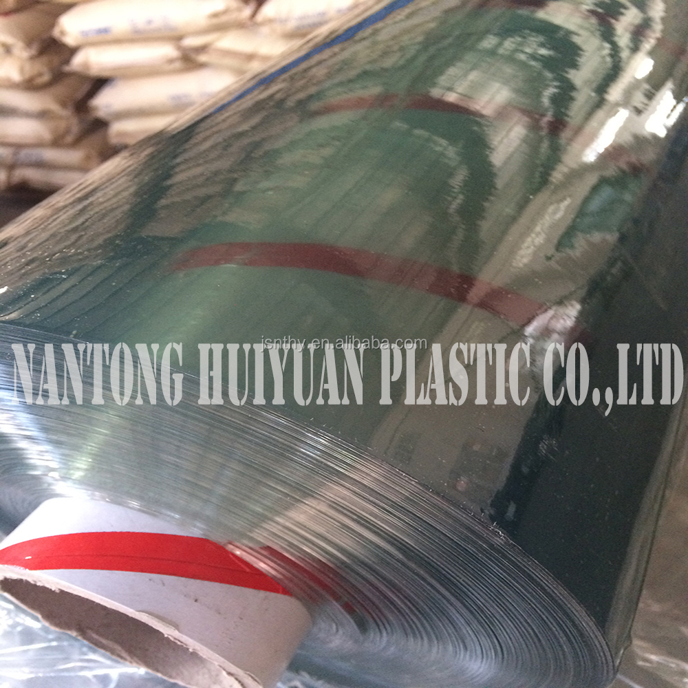 PVC Super Clear Film for Tent Window