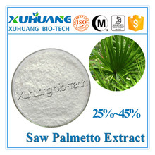 Hot sale natural herbal extract saw palmetto extract powder/ saw palmetto/ saw palmetto extract