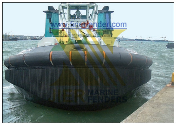 Tug Boat Fenders For Tugboat and Workboat