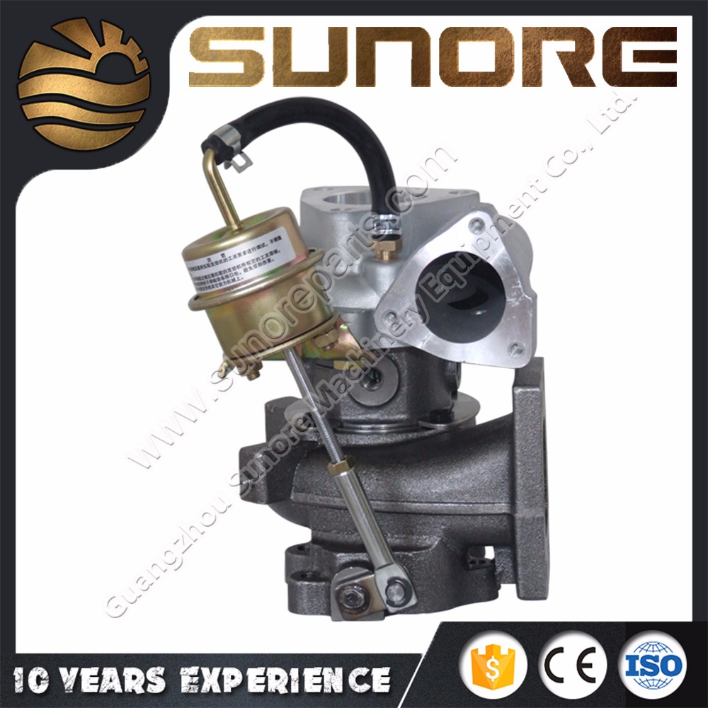 Excavator Spare parts Engine 4BT Turbo 3592015 for HX30W