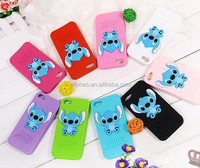 3d promotional silicone rubber mobile phone case/ cover /shell