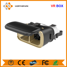 2016 hot sale vr box 2.0 3d glasses for smartphone