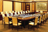 Hotel Conference Room Interior Design Meeting Room Table Furniture (FOHUS-01)