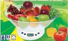 2016 new EK-02 5kg Digital Kitchen Scale fruit scale
