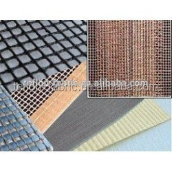 Anti-Static PTFE Coated Kevlar Fabric black color