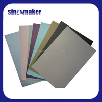 colorful pearlscent paper for card making
