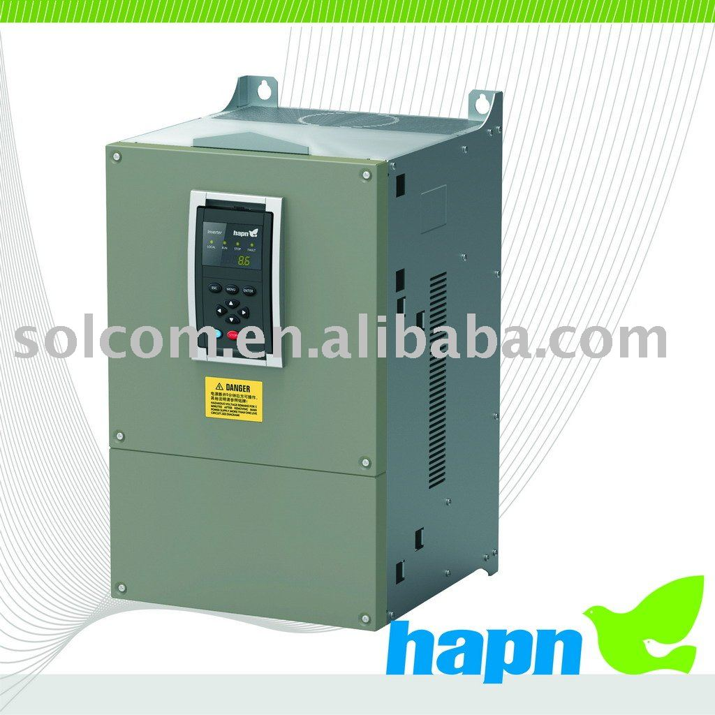 50hz to 60hz frequency Inverter for crane lifting control