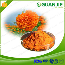 Supply high quality free sample 100% natural Marigold Extract Powder 5% -90% Lutein