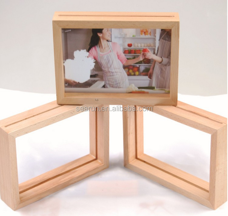 Boy and Girl Photo Frame, 2x2 photo picture Photo Frame, MDF Photo Frame