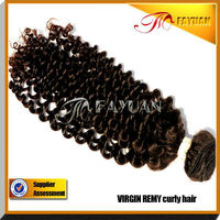 virgin malaysian hair weave accept paypal ,fashion Curly Hair Extension For Black Women
