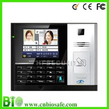 Software Manage NFC Card Read Time Attendance System(HF-S900)
