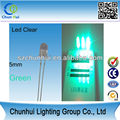 high quality 5mm green ultrabright leds free shipping