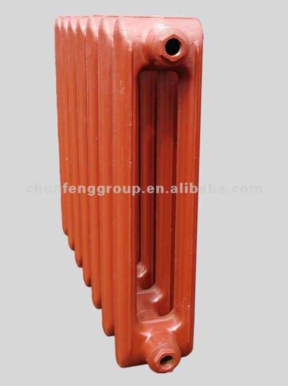 Russo cast radiatore di ferro mc 140 per sistema di for Pex sistema di riscaldamento ad acqua calda